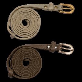 Leather belt Megan