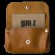Leather wallet Alexia