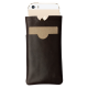 Leather iPhone cover Sabia