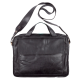 Leather laptopbag Jens 13 inch