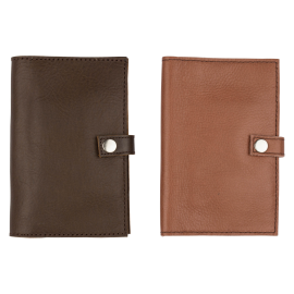 Leather wallet Yuni