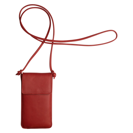 Leather Iphone 6 plus cover Nigela strap