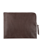 Leather iPad sleeve Dean L