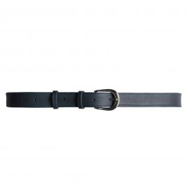 Leather belt Skinny