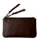 Leather pouch Tinkerbell L double