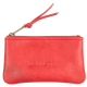 Leather pouch Tinkerbell 'Be Happy'