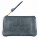 Leather pouch tinkerbell L ' Gimme the money'