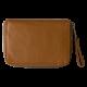 Leather wallet Daan