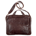 Leather laptop bag Jens for the 15/16/17 inch Apple Laptop
