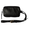 Leather bum bag Dorus