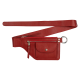 Leather bag belt  Olga