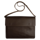 Leather laptopbag Susan 15 inch