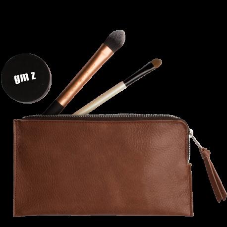 Leather wallet/pouch  Dean M