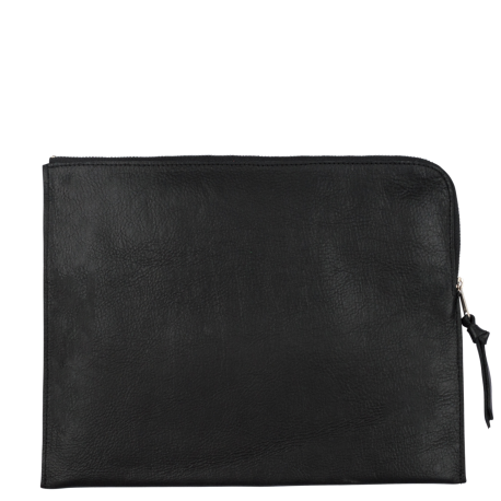 Leather iPad sleeve Dean L