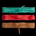Leather belt Shirley