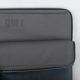 Leather laptopbag Lucas 17 inch
