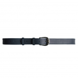 Leather belt Skinny