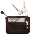 Leather Key Holder Gilda