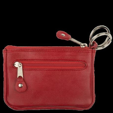 Leather Key Holder Gilda