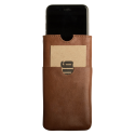 Leather iPhone 6 or 7 cover Sabia