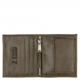 Leather wallet Livia