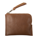Small leather wallet /pouch Dean XS