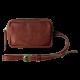 Leather bag belt Dorus