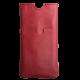 Leather iPhone 6+ sleeve Sabia