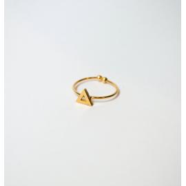 Ring Linde silver