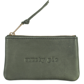 Leather pouch Tinkerbell  L SWEETYPIE
