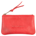 Leather pouch Tinkerbell L BE HAPPY