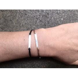 Aanrijg armband Plato