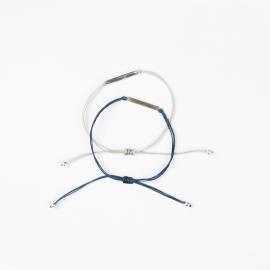 Stringing  bracelet Plato