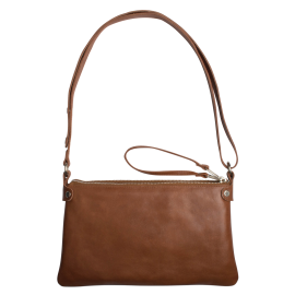Leather bag Krinkerl XS