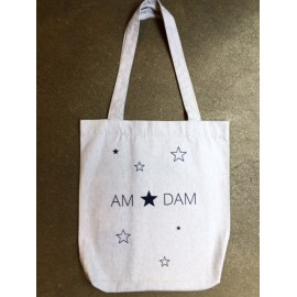 Cotton tote bag amSTERdam