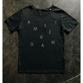 The cotton t-shirt Amsterdam