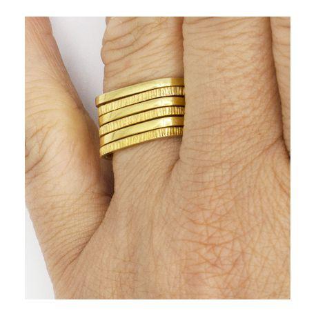 Ring Magda goud