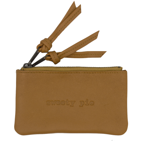 Leather wallet Tinkerbell L double SWEETYPIE