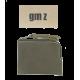 Suede wallet/pouch Dean XS