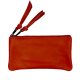 Leather wallet Tinkerbell XL double