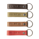 Leather key hanger Misty YOU AND ME