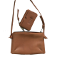 Small leather bag Lucky