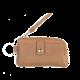 Leather key wallet Bollo