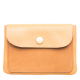 Leather and suede wallet Lance