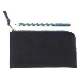 Suede wallet Dean M