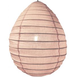 The linen lampshade Liv S