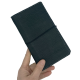 Leather card en pasport holder Yuni 2