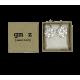 Silver earrings Syl