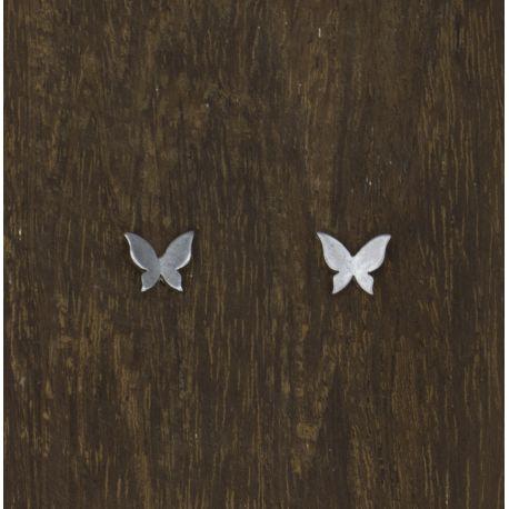 Rodium earrings Maria