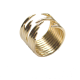 Brass ring Sia